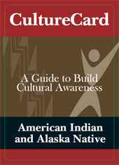 Culture Card Pamphlet Cover